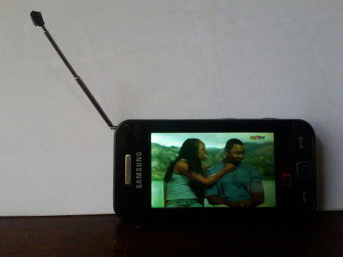 Remato celular tv samsung original