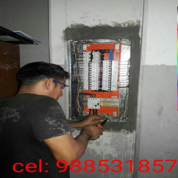 Tecnico electricista,gasfitero,gas,frio