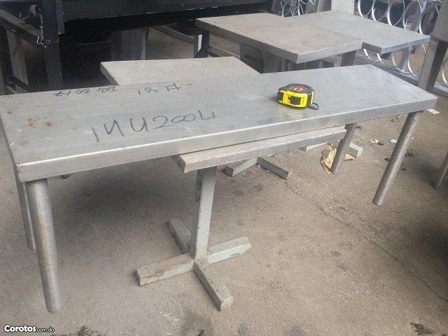 Trabajos de soldadura mesas de trabajo en lima soldador?