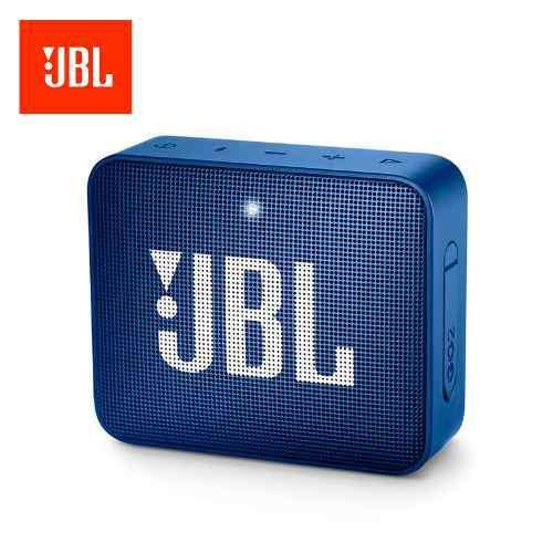 Altavoz bluetooth jbl go 2 original azul