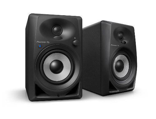 Pioneer parlante monitor de escritorio dj dm-40bt - negro