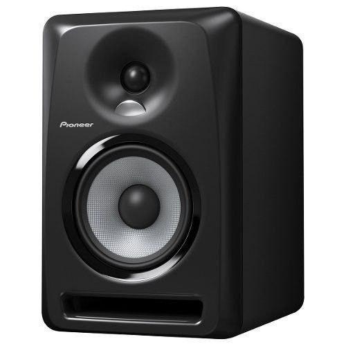 Parlante monitor activo pioneer s-dj50x + garantía