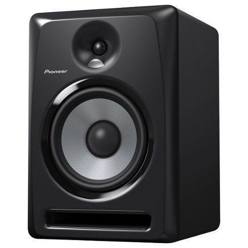 Parlante monitor activo pioneer s-dj80x + garantía