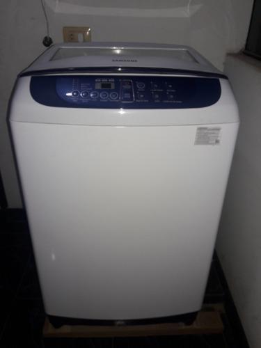 Lavadora marca samsung 13kg color blanco