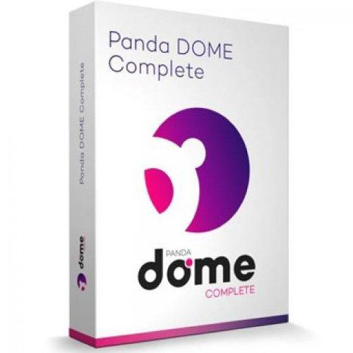 Panda global protection dome complete 3pc - 1 año lic dig