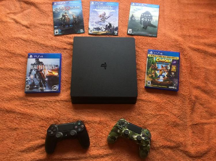 Playstation 4 slim de 1tb