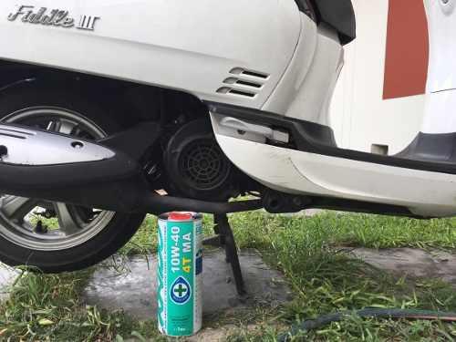 Aceite full sintético para motores 4 tiempos 10w40