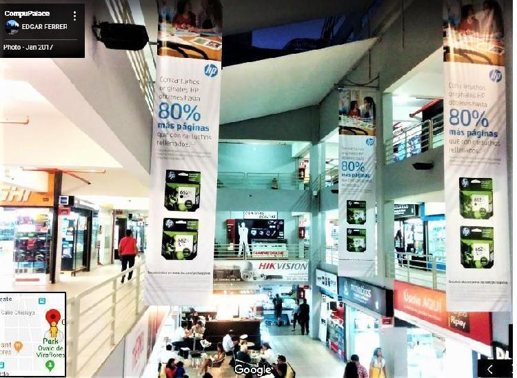 Alquilo tienda 20 m², centro comercial compu place,