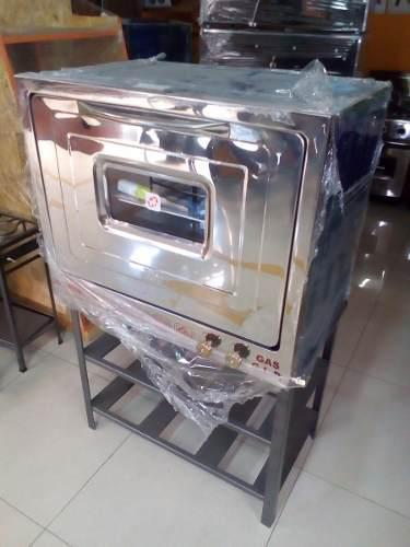 Horno para pizzas/pan economico a gas glp (balon de gas)