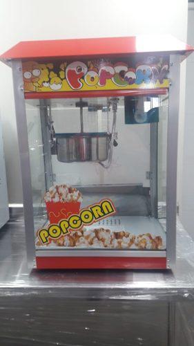 Maquina de canchita pop corn, crepera, algodonera mizar