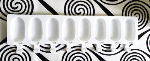 Moldes para mini paletas de silicona