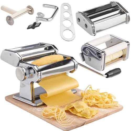 Máquina para hacer pasta de acero inoxidable a pedido