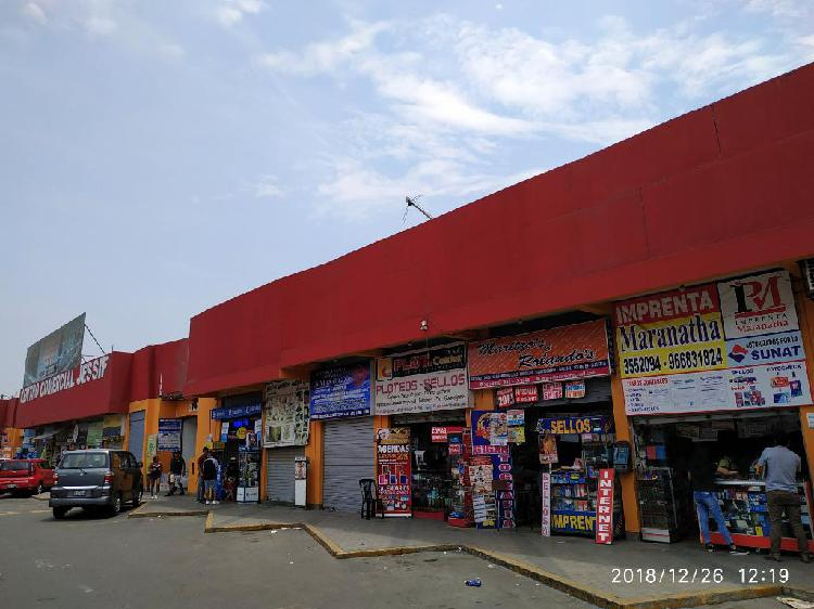 Alquiler stand local comercial