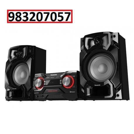 Equipo de sonido panasonic akx500 4gb