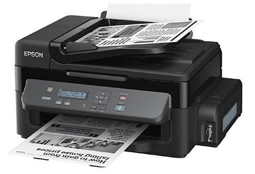 Impresora multifuncional epson m200 a4 negro lan adf
