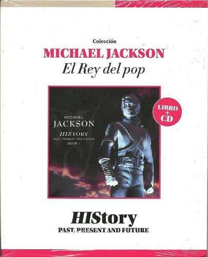 Michael jackson - history cd + libro sellado!