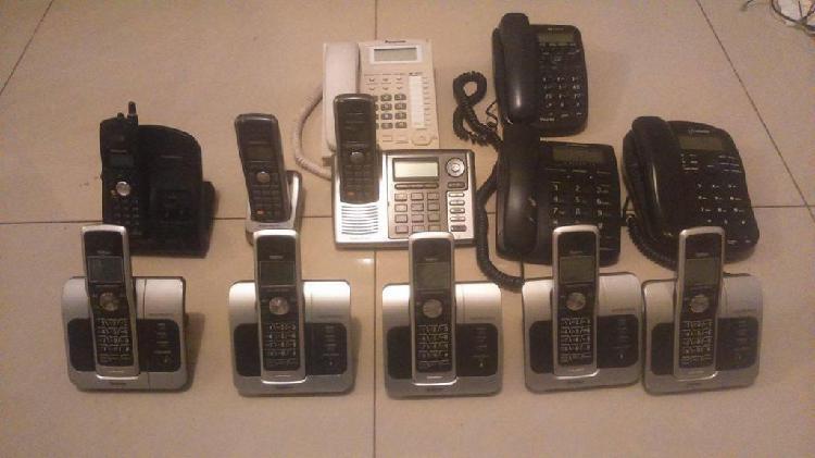 Teléfonos inalámbricos, telefonia fija, usados, muy buen