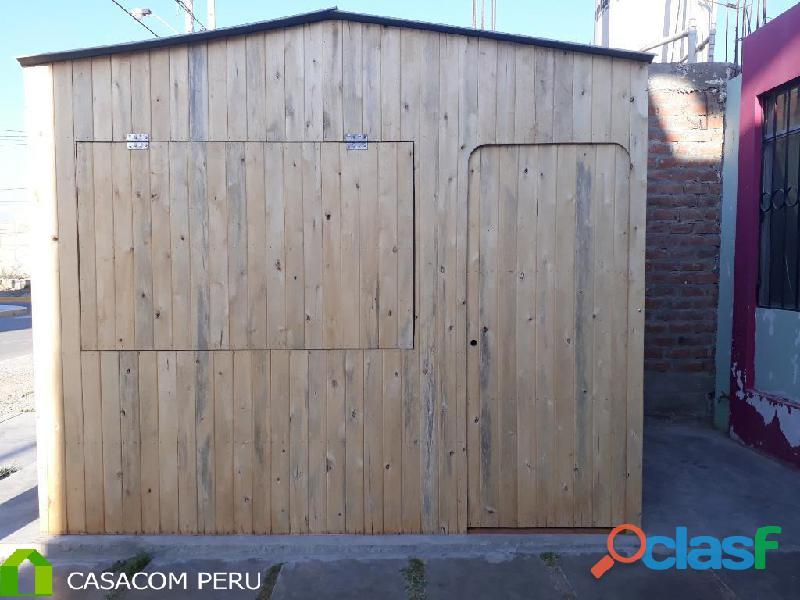 Kioscos prefabricados de madera en lima peru, somos casacom