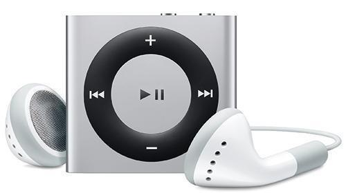 Ipod shuffle 2gb apple