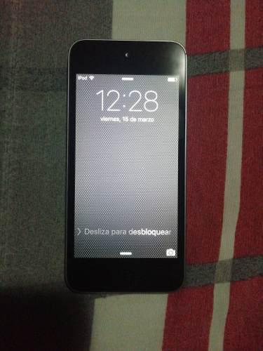 Ipod touch 5ta generacion negro 16gb usado