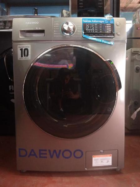 Lavadora secadora daewo