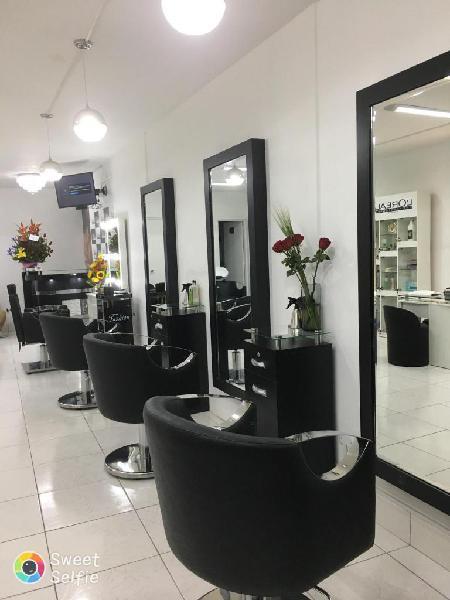 Traspaso salon de belleza