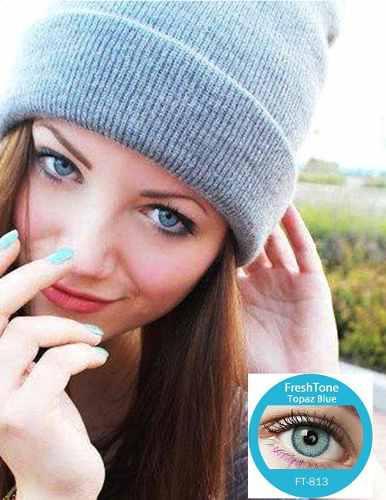 Lentes contacto freshtone 100%original realza tu mirada