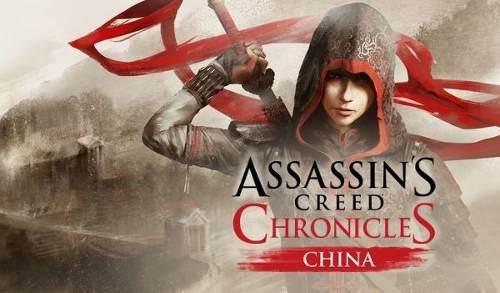 Assassin's creed chronicles china [uplay]