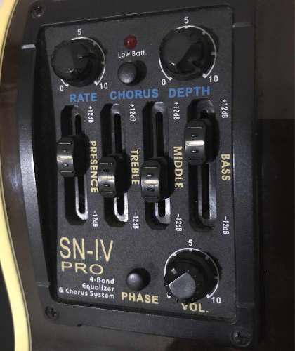 Electro acústica starsun más accesorios regalo