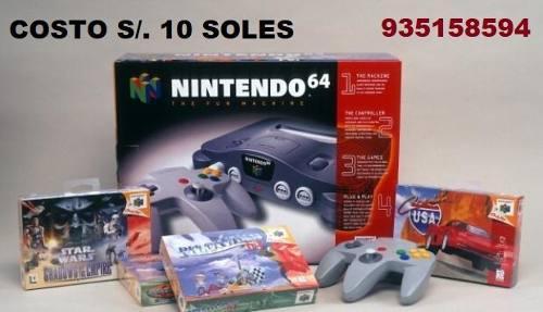 Emulador coleccion +300 juegos nintendo 64 n64 pc laptop