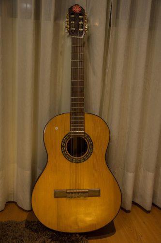 Guitarra acústica - nacional ------- remate