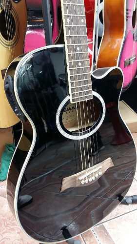Guitarra electroacústica freeman, electroacustico,