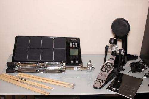 Roland spd 30 octapad batería