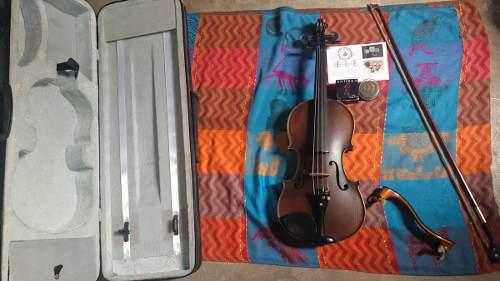 Violin avanzado günter k. resina andrea, cuerdas dominant.