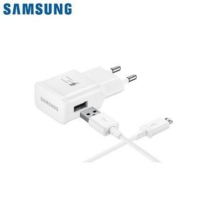 Cargador d/pared samsung ep-ta20 tipo c 2amp fast charging p