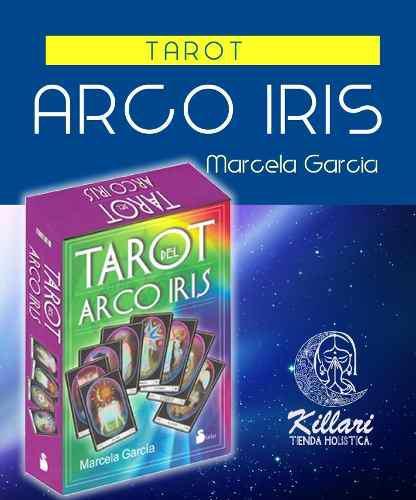 Tarot del arco iris (estuche libro + baraja) original - nuev