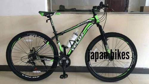 Bicicleta montañera aro 29. aluminio accesorios shimano.