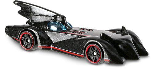 Batman batimovil de coleccion dc comics hot wheels nuevo