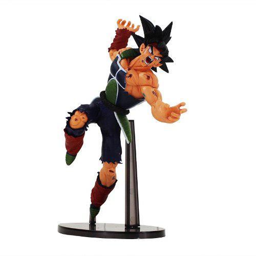 Dragon ball z goku/ bardock figura banpresto 22cm