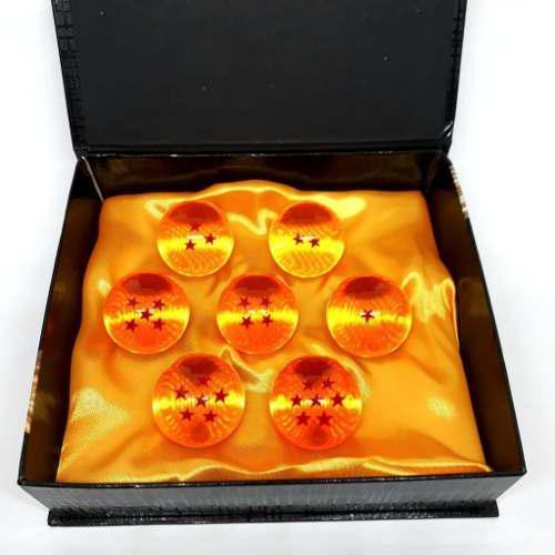 Esferas de dragón ball z 4,5 cm bandai original importadas
