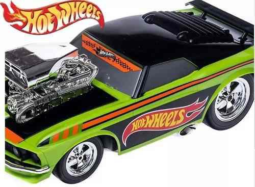 Hot Wheels Auto Friction Classic Monster