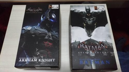 Pack batman arkham knight - crazy toys - nuevos