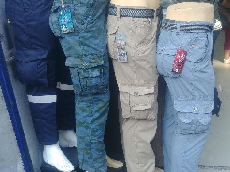 Pantalon Tipo Cargo Drill Hombre En Lima Clasf Moda Y Accesorios