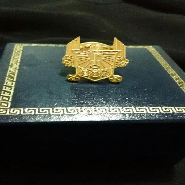 Pin Prendedor Oro