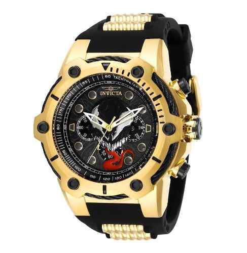88c185192c83 Reloj hombre invicta bolt 29057 marvel venom original 100%