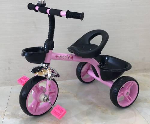 Triciclo musical niña (nuevo)