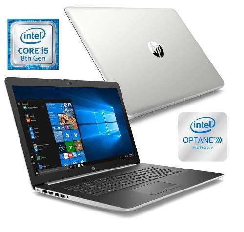 Laptop hp pavilion 15.6 core i58250u 8gb ram+16gb intel opta