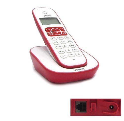 Teléfono digital inalámbrico vtech vt220a 2.4 ghz altavoz