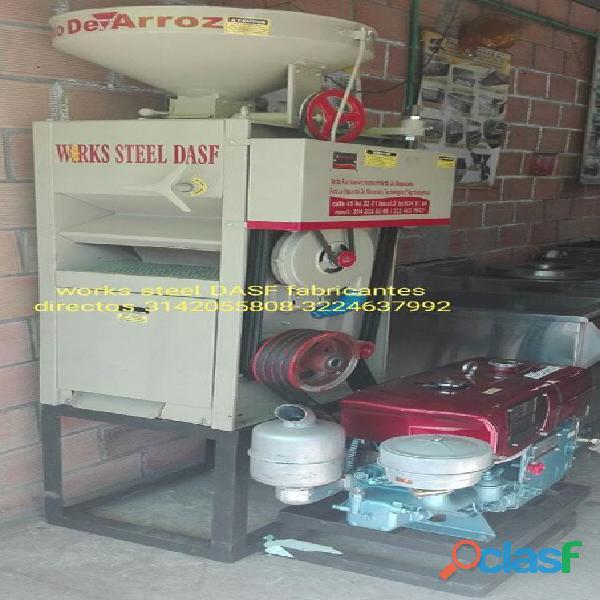 molinos, hornos, extractor, entre otras
