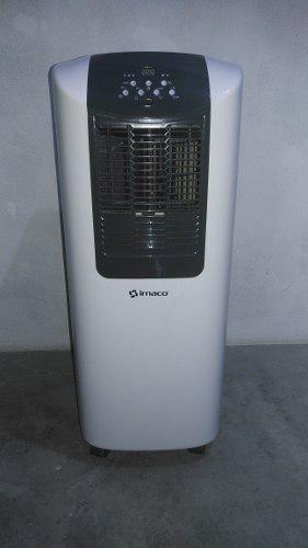 Aire acondicionado portatil 8500 btu imaco ac8970